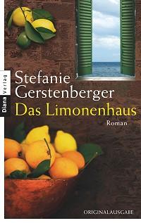 Das Limonenhaus von Stefanie Gerstenberger, Buchcover