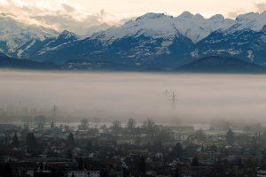 Dornbirn, Bodensee, Alpen, Vorarlberg
