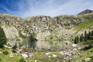 "Bergsee, Nationalpark ""Ordesa y Monte Perdido"""